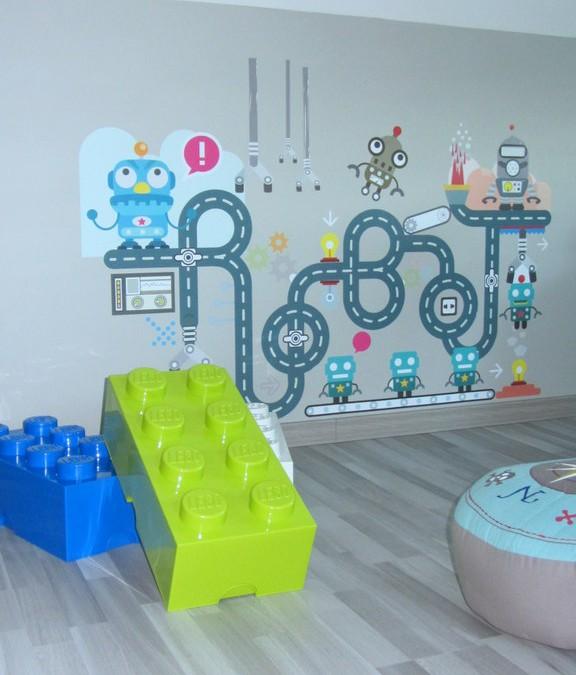 Décoration d'une chambre d'enfant (62)