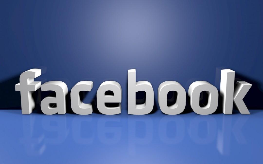 Retrouvez-moi sur Facebook!