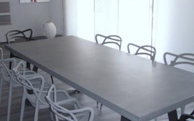 Décoration d'un appartement en centre ville d'Arras (62)