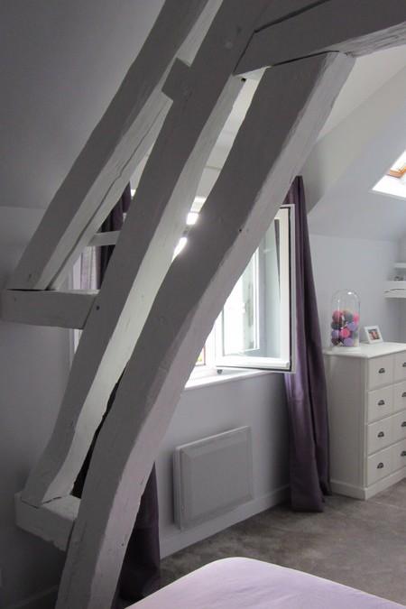 Décoration d'une chambre parentale – La rue St Pierre (60)