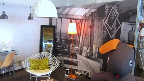 Décoration d'un stand sur le salon Artois Maison – Arras (62)
