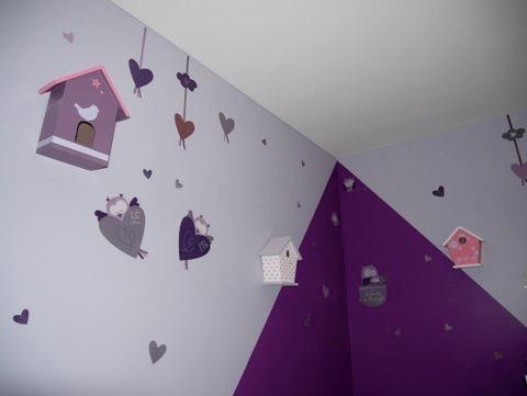 La décoration d'une chambre de bébé – Hermaville (62)