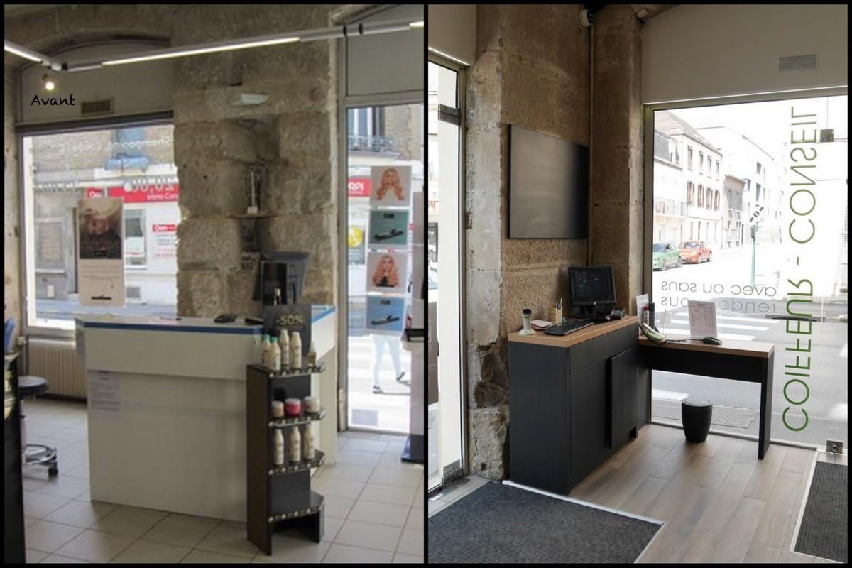 salon coiffure reims 28 images la d 233 coration d un ForSalon O Coiffure Reims