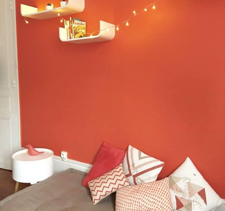 Décoration d'une chambre de jeune fille – Beauvais (60)