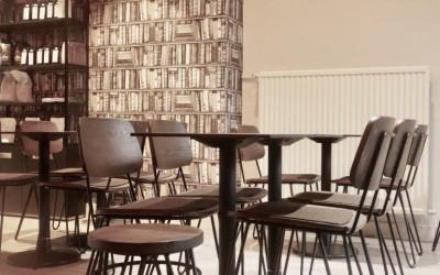 Décoration d'un coffee shop – Arras (62)