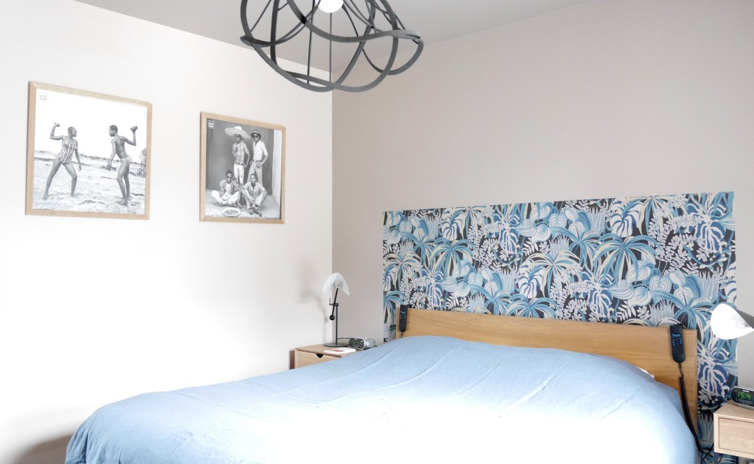 Décoration d'une chambre – Dainville (62)