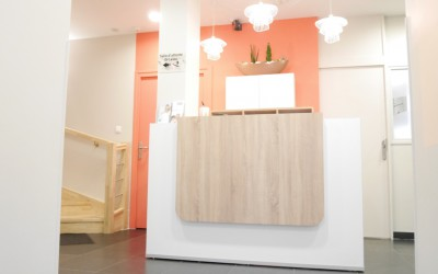 Décoration d'un cabinet dentaire – Béthune (62)
